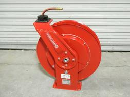 ReelCraft Spring Retractable Hose Reel 50 Ft. x 3/8 In. 300