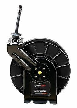 "REELWORKS Steel Retractable Air/Water Hose Reel 3/8"" x 50' H"