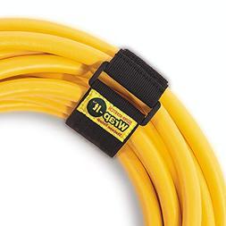 Wrap It Super-Stretch Storage Straps  - Elastic Hook & Loop