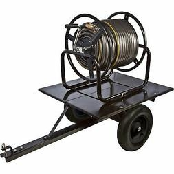 Ironton Trailered Hose Reel - Holds 400-ft. x 5/8in. Hose