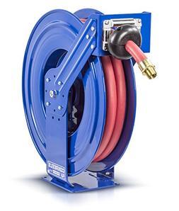 Coxreels TSHF-N-635 Supreme Duty Spring Rewind Hose Reel for