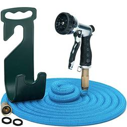 Water Hose – Mini Expandable Garden Hose - Hose Holder and