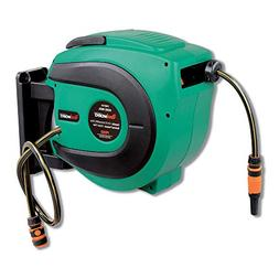 Reelworks Water Hose Reel Heavy Duty Retractable with 1/2 in