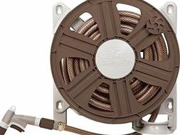 water hose reel wall mount side large