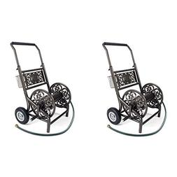 Liberty Garden 301 2 Wheel Outdoor Garden Water Hose Reel St