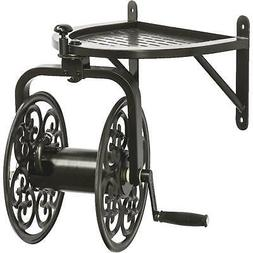 Yard Butler Wall-Mounted Hose Reel