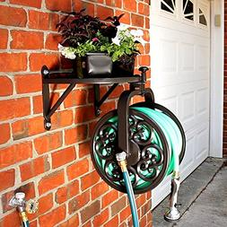 Best Selling Yard Garden Powder Coated Bronze Rotating Rust